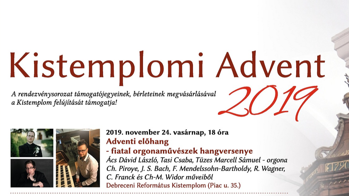 Kistemplomi Advent 2019